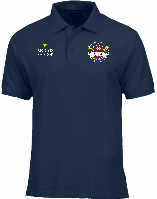 ... Camisas Polo malha Piquet do Clube do Arrais bbdc53b4c7b66c ... 0b2ee81892788